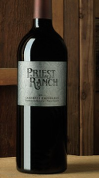2012 Priest Ranch Petite Sirah