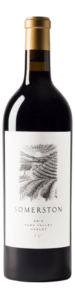 2014 Somerston Estate Merlot IV 1.5L Image