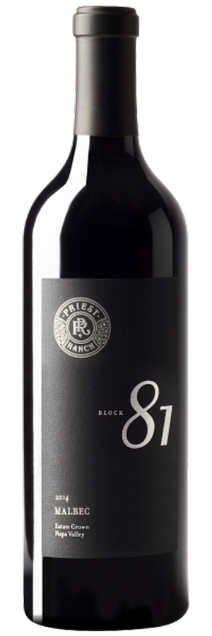 2014 Priest Ranch Malbec