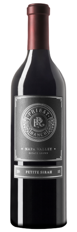 2015 Priest Ranch Petite Sirah Image