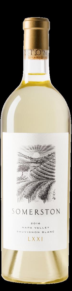 2017 Somerston Sauvignon Blanc | Block LXXI