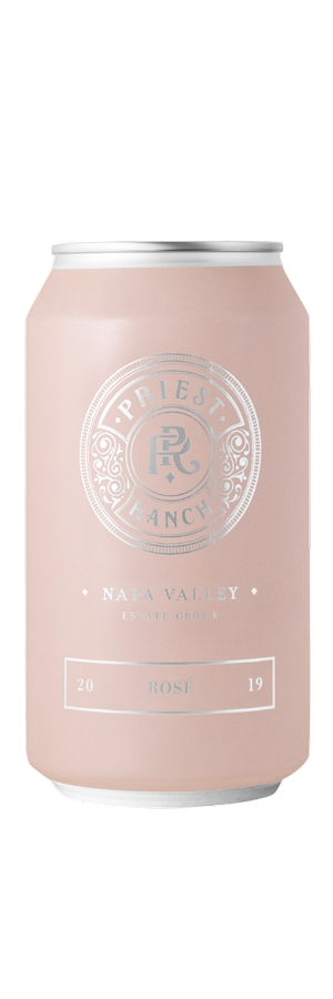 2019 Priest Ranch Rosé Can