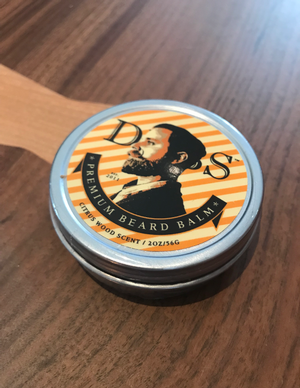 Beard Balm-Citrus Wood Scent