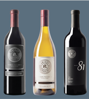 Tasting Kit: Priest Ranch Fall Releases