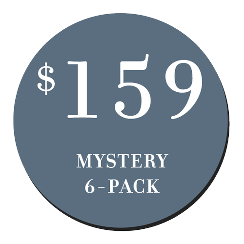 Mystery 6-Pack | $159