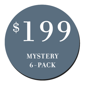 Mystery 6-Pack | $199