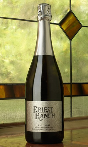 2011 Priest Ranch Brut Rosé
