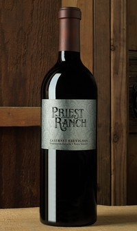 2012 Priest Ranch Cabernet Sauvignon