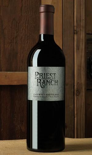 2010 Priest Ranch Cabernet Sauvignon Image