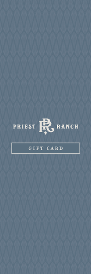 Priest Ranch Gift Card Image