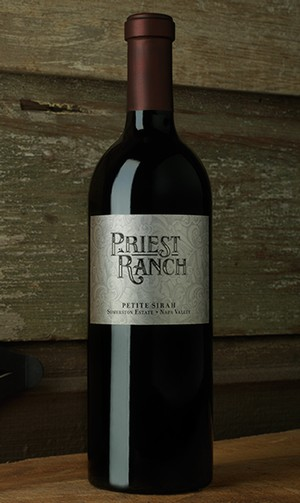 2011 Priest Ranch Petite Sirah