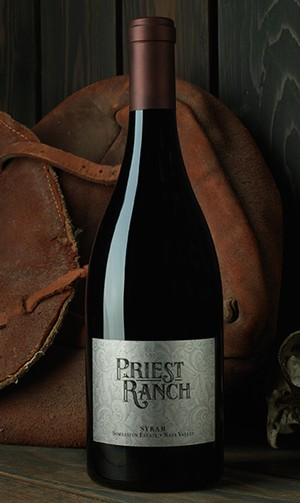 2010 Priest Ranch Syrah
