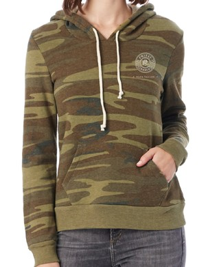 Priest Ranch Camo Hoodie