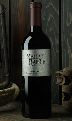 2012 Priest Ranch Zinfandel
