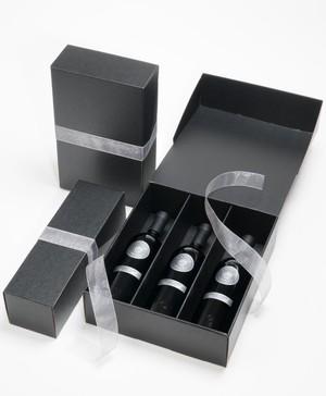 Black Gift Box (1 bottle) 1
