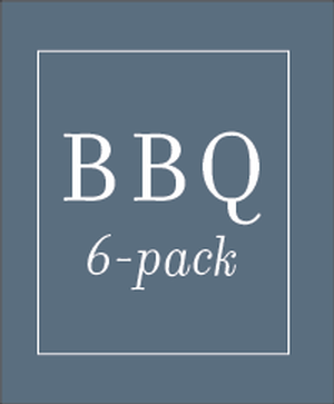 Barbecue 6-Pack