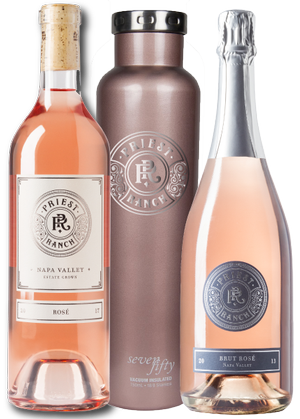 Shower Mom with Rosés