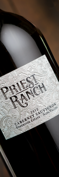 2012 Priest Ranch Cabernet Sauvignon 3.0L