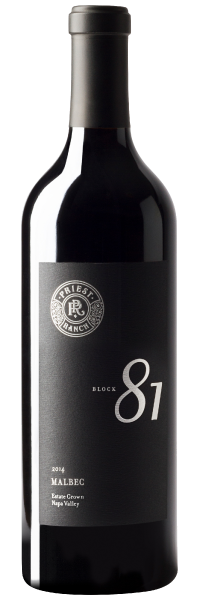 2014 Priest Ranch Malbec Image