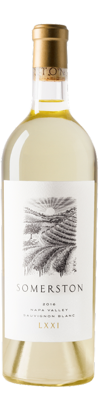 2017 Sauvignon Blanc Block LXXI