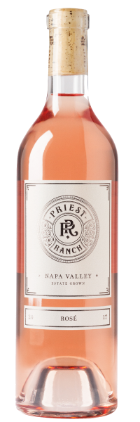 2017 Priest Ranch Rosé Image