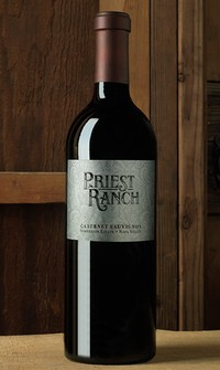 2010 Priest Ranch Cabernet Sauvignon