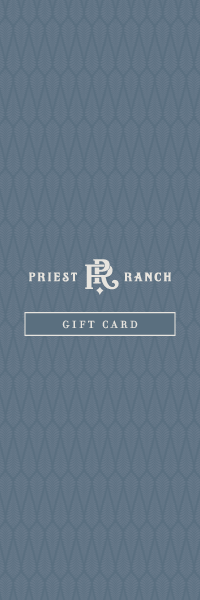 Priest Ranch Gift Card