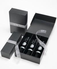 Black Gift Box (3 bottle)