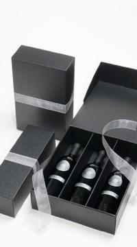 Black Gift Box (2 bottle)